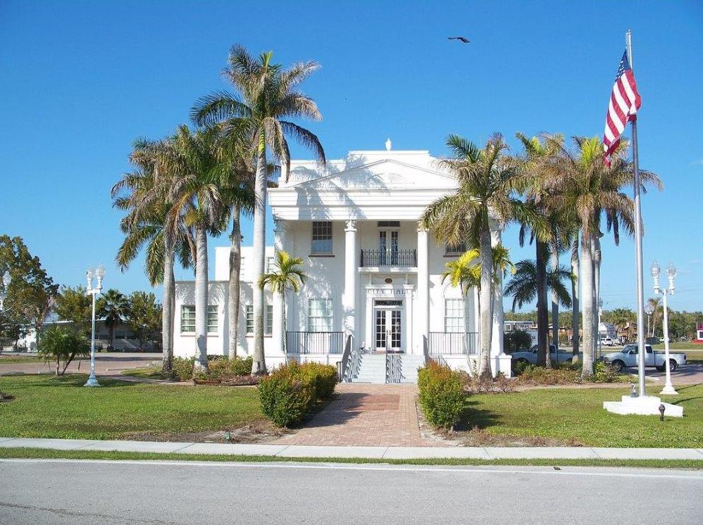 Everglades City Administrative Office